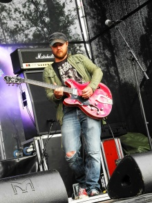 Amme Rock 2015: Six Feet Club