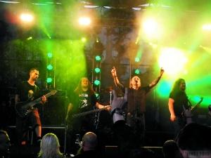 Amme Rock 2015: Horricane