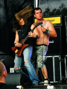 Amme Rock 2015: Soulwound