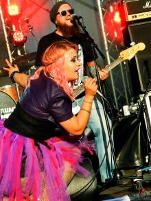 Amme Rock 2015: Blueintheface