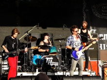 Amme Rock 2016: Maarius Urvet & The Boston Lipstick Institute