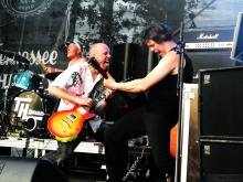 Amme Rock 2016: Blueintheface