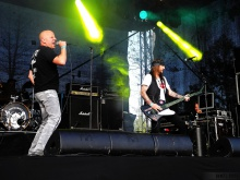 Amme Rock 2017: Dunghill