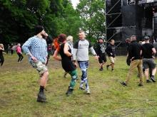 Hard Rock Laager 2017: Heviaeroobika
