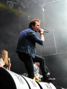 Hard Rock Laager 2017: Sanctimony